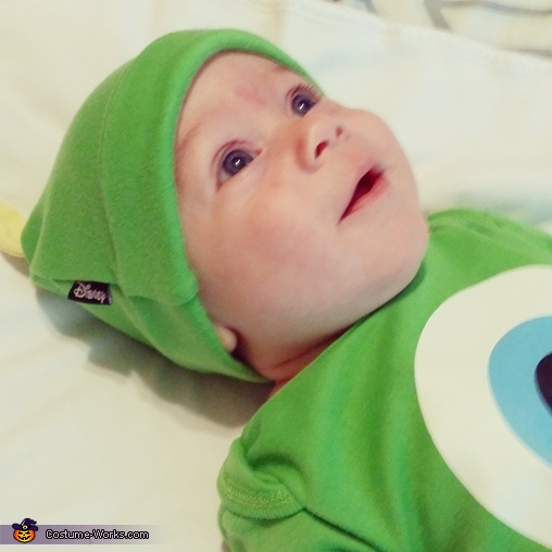 Candy?????, Tiny Mike Wazowski Costume