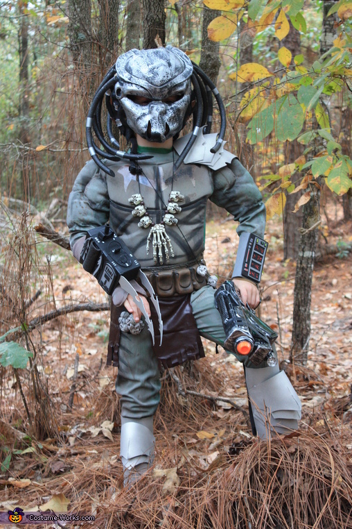 my tiny Predator, Tiny Predator Costume