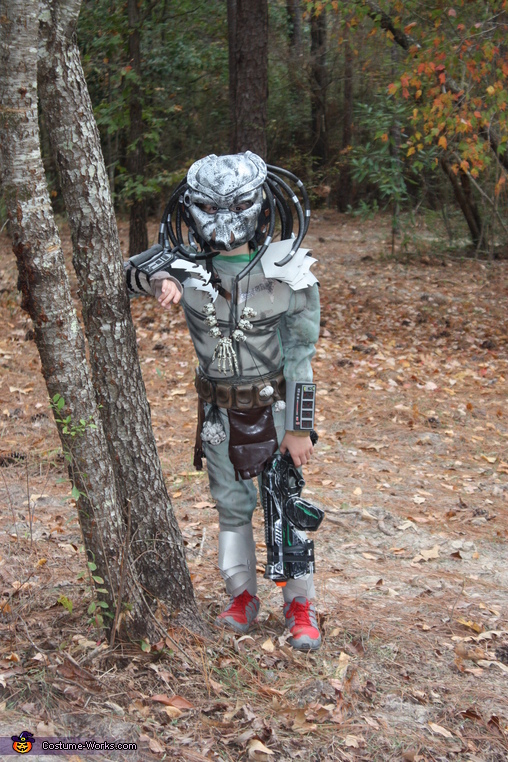 my little Predator, Tiny Predator Costume