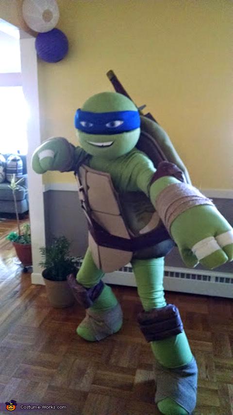 TMNT Leo Costume
