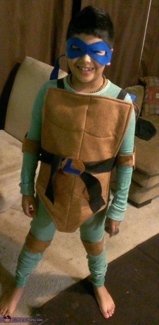 TMNT Leonardo Costume