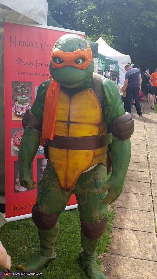 TMNT Mikey Costume