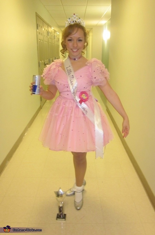 Toddler Beauty Pageant Queen - Homemade costumes for girls