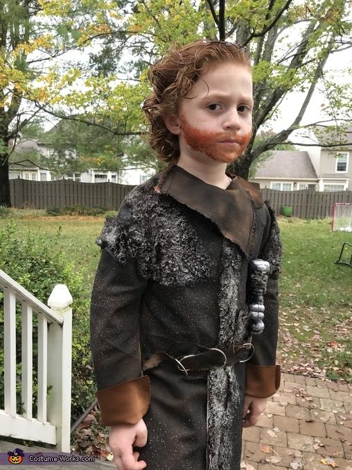 Toddler Tormund Giantsbane Costume