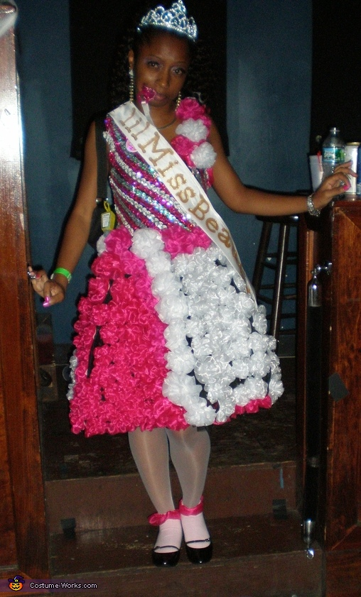 Toddlers & Tiara Costume