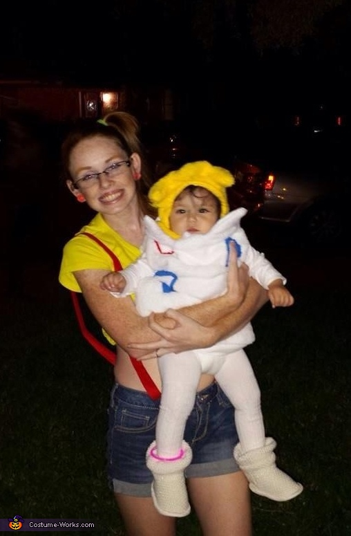 Togepi Costume