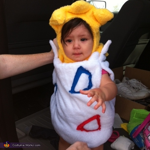 Togepi, Togepi Costume