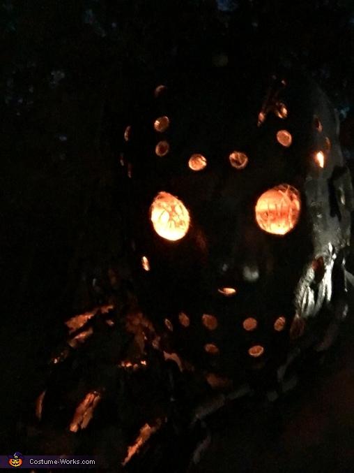 Tom Savini Jason Homemade Costume