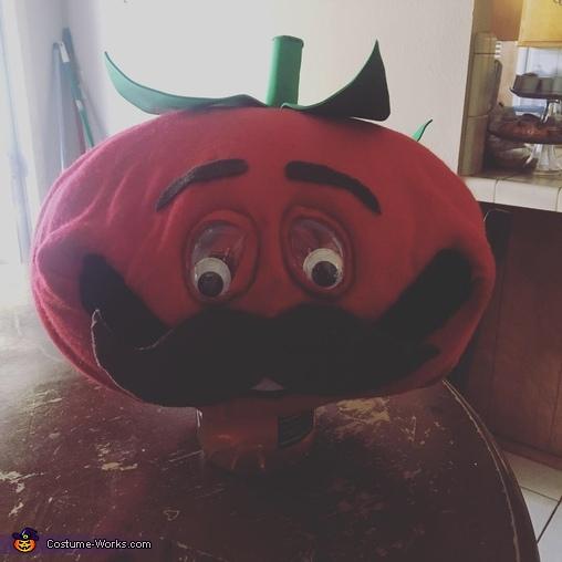 Tomato head, Tomato Head Fortnite Costume