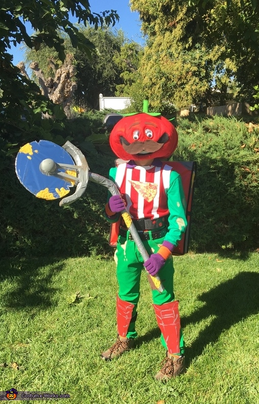 Tomato Head Fortnite Costume