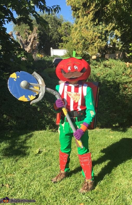 Tomato Head Fortnite Costume