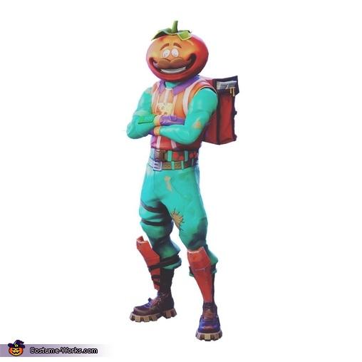 Inspiration, Tomato Head Fortnite Costume