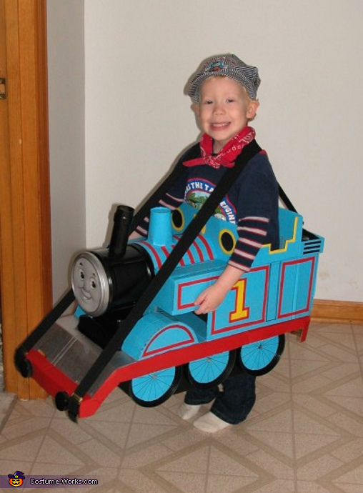 Thomas the Tank Engine Costume