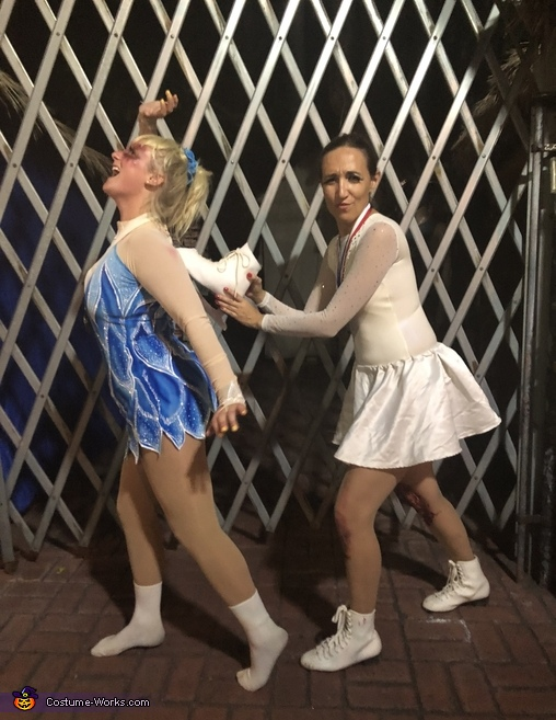Revenge!, Tonya and Nancy Costume