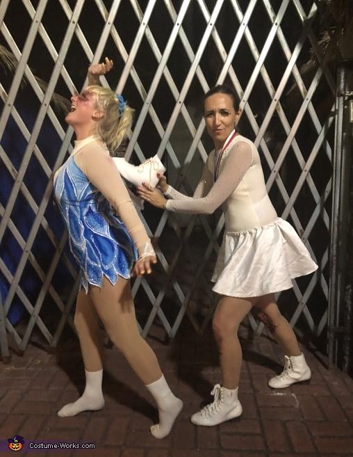 Revenge!, Tonya and Nancy Costume
