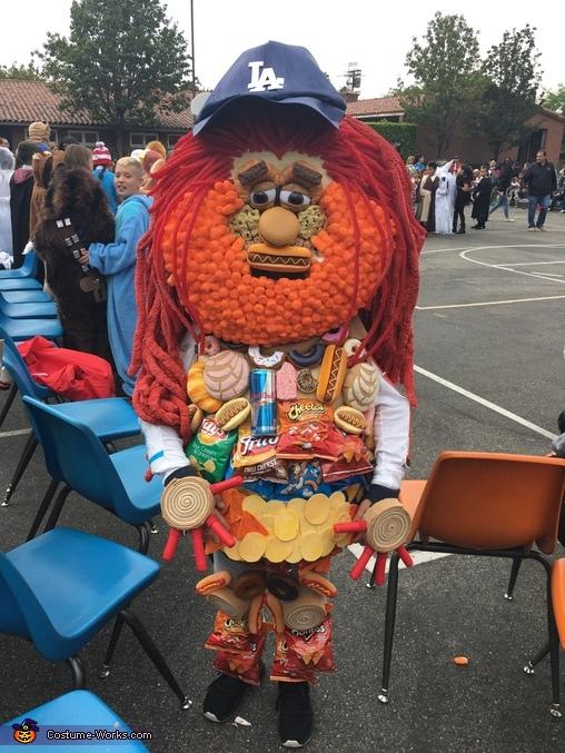 Toomgis - Too Much Good Stuff Costume