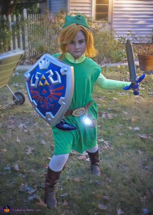 Toon Link Costume