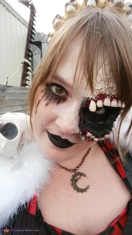 Tooth Fairy Homemade Costume
