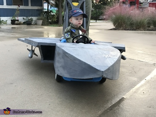 Top Gun - Maverick Homemade Costume