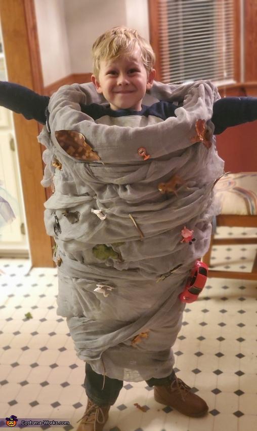 Tornado Bubba Costume