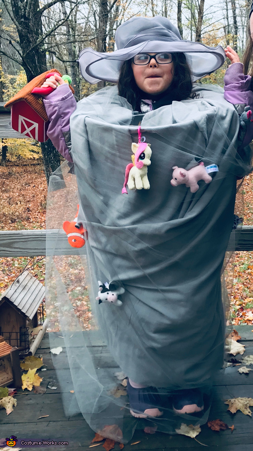 Tornado Lyla Costume
