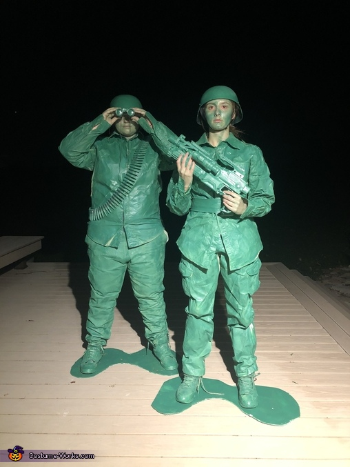 Toy Soldier Homemade Costume