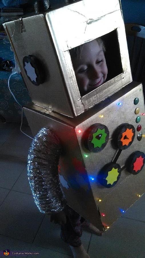 Toy Robot Costume