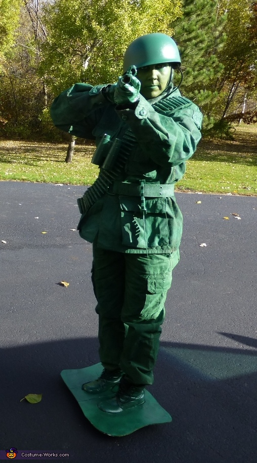 Toy Soldier , Toy Soldier Costume