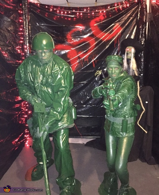 Toy Soldiers Costume
