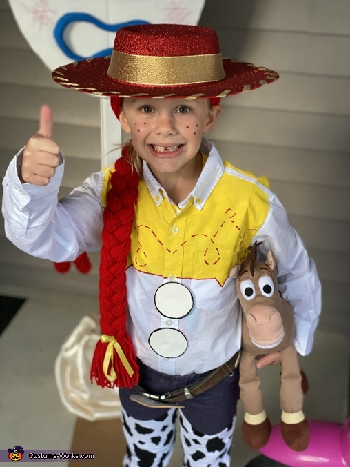 Toy Story 4 Family Homemade Costume