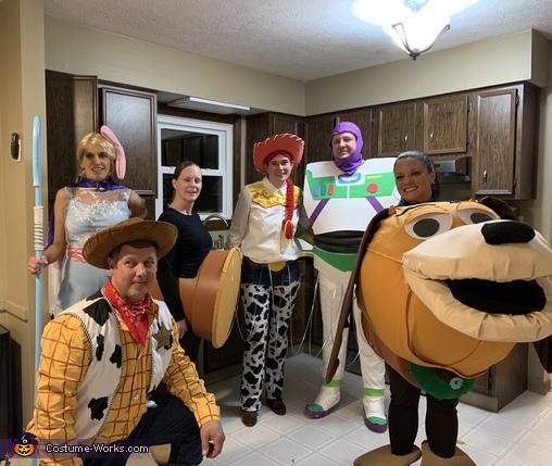 Toy Story 4 Costume