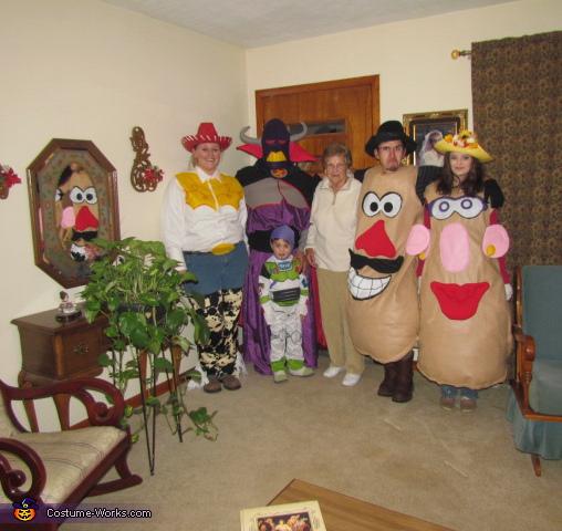 toy story cast, Zurg Costume