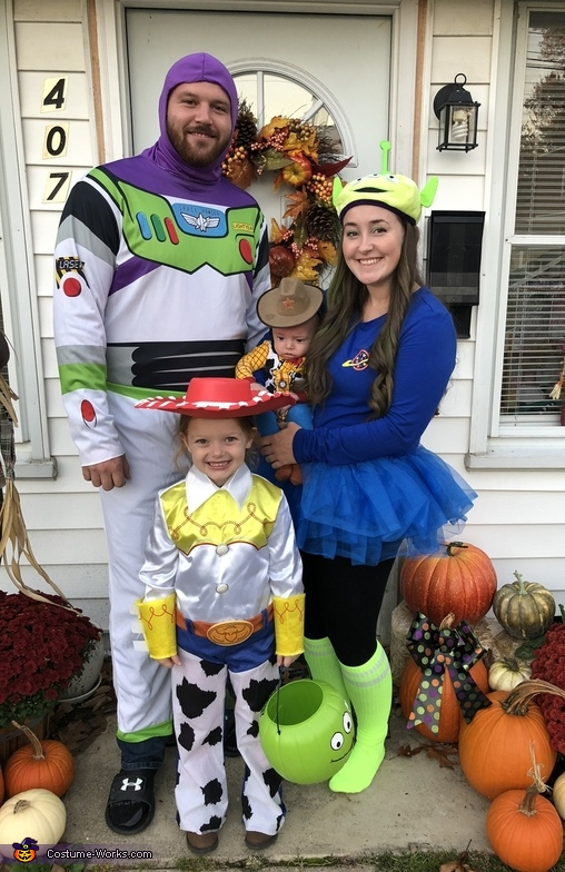 Toy Story Costume