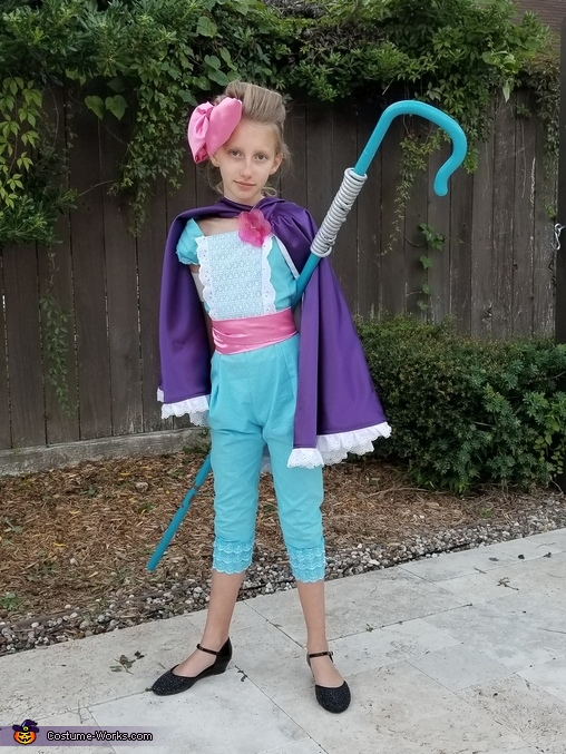 Bo Peep, Toy Story Family Costume
