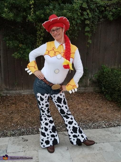 Jessie, Toy Story Family Costume