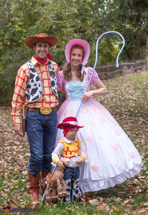Toy Story Gang Costume