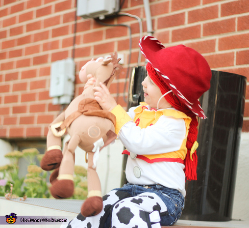 Jessie, Toy Story Gang Costume