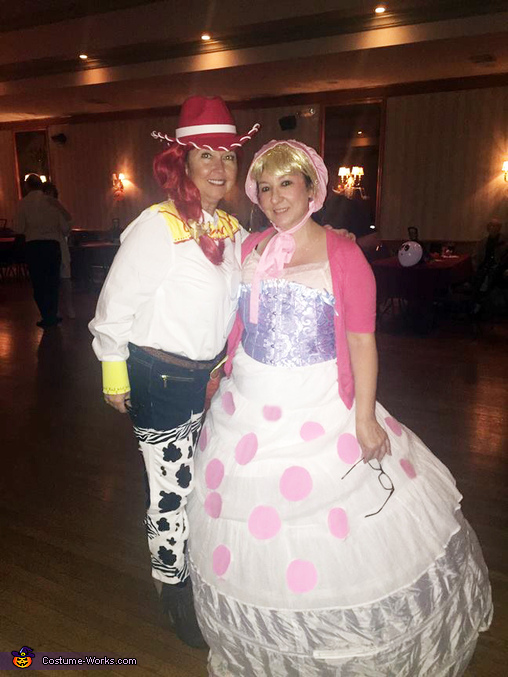 Bo Peep, Jessie, Toy Story Costume
