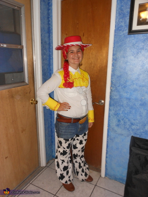 Toy Story Jessie Homemade Costume