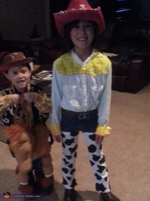 Toy Story Jessie Costume