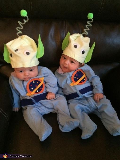 Toy Story Peeps Homemade Costume