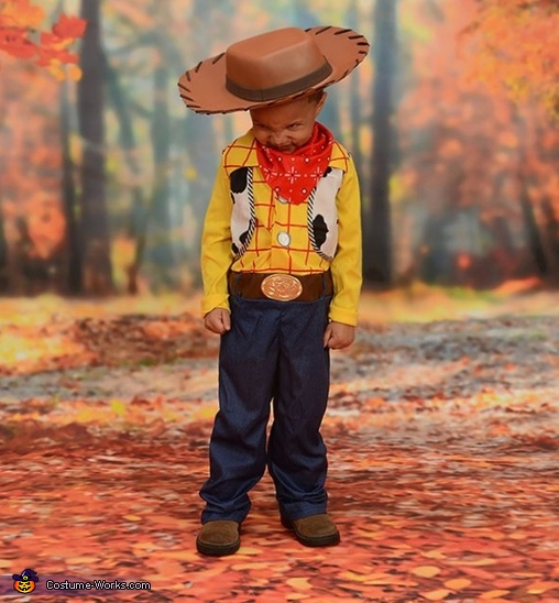 Cutie pie, Toy Story Woody Costume