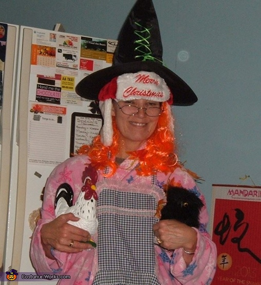 Traditional Holidays Costume