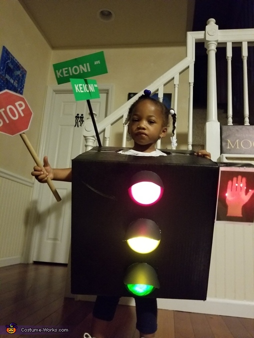 sc 1 st  Costume Works : traffic light costume  - Germanpascual.Com