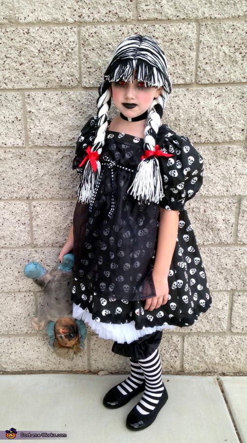 Tragedy Ann Doll Costume