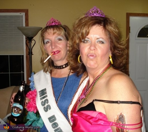 trailer trash beauty queens costumes