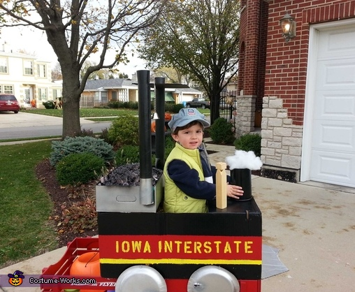 Train Engineer Costume