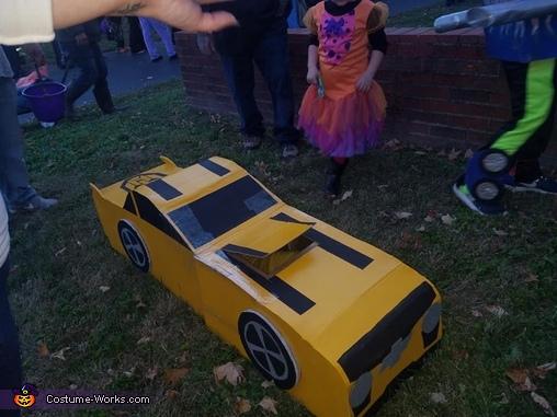 Bumblebee, Tranforming Transformers Costume