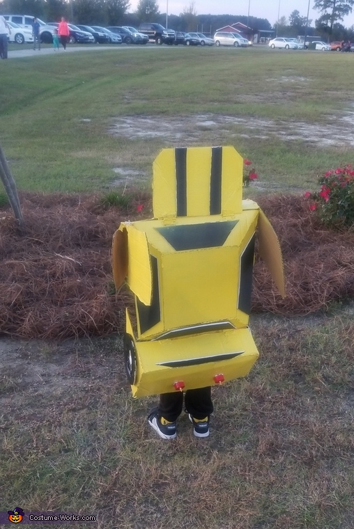 Autobot transformer, Transformer Autobot Bumblebee Costume