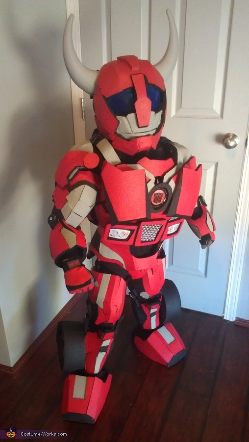 Transformer Cliffjumper Costume